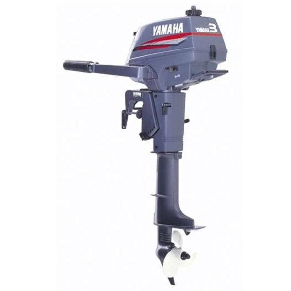Казанка + Yamaha 3