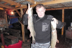 Рыбалка на Иваньковском водохранилище